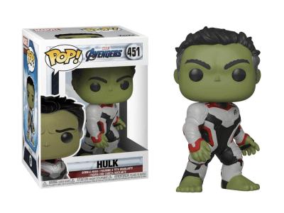 POP, Figura de Vinilo Coleccionable, Marvel, Hulk, Nº451