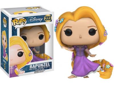 POP, Figura de Vinilo Coleccionable, Disney, Rapunzel, Nº223
