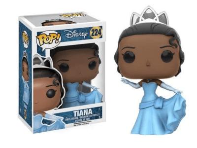 POP, Figura de Vinilo Coleccionable, Disney, Tiana, Nº224
