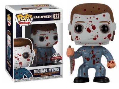 POP, Figura de Vinilo Coleccionable, Halloween, Michael Myers, Nº622