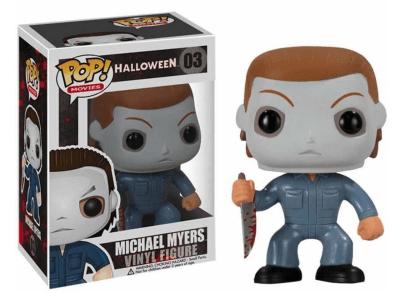 POP, Figura de Vinilo Coleccionable, Halloween, Michael Myers, Nº03