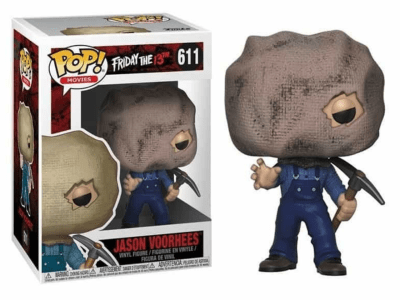 POP, Figura de Vinilo Coleccionable, Friday the13th, Jason Voorhees, Nº611