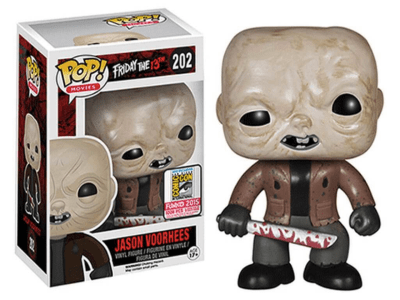 POP, Figura de Vinilo Coleccionable, Friday the13th, Jason Voorhees, Nº1