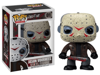 POP, Figura de Vinilo Coleccionable, Friday the13th, Jason Voorhees, Nº203