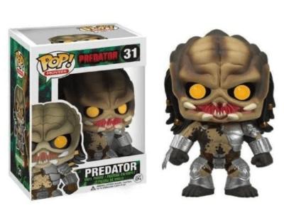 POP, Figura de Vinilo Coleccionable, Predator, Predator, Nº31