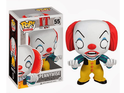 POP, Figura de Vinilo Coleccionable, IT, Pennywise, Nº55
