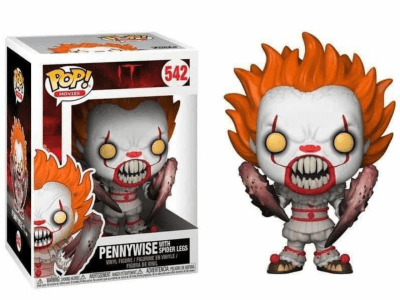 POP, Figura de Vinilo Coleccionable, IT, Pennywise with Spider Legs, Nº542