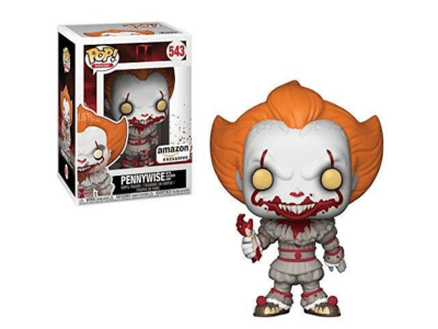 POP, Figura de Vinilo Coleccionable, IT, Pennywise, Nº543