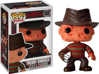 POP, Figura de Vinilo Coleccionable, Anightmare on Elm Street, Freddy Krueger, Nº02