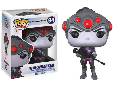 POP, Figura de Vinilo Coleccionable, Overwatch, Widowmaker, Nº94