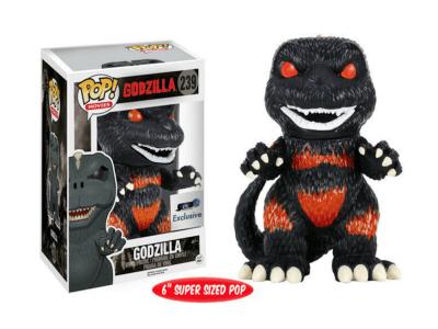 POP, Figura de Vinilo Coleccionable, Godzilla Special (Big), Nº239