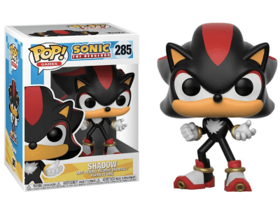 POP, Figura de Vinilo Coleccionable, Sonic, Shadow, Nº285