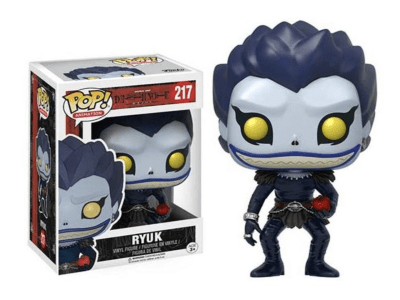 POP, Figura de Vinilo Coleccionable, Death Note, Ryuk, Nº217