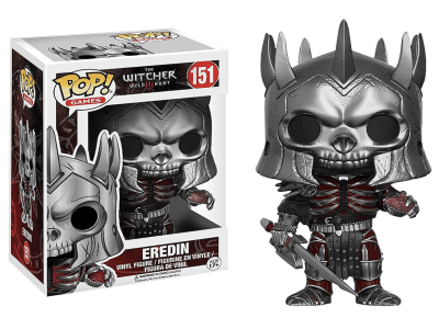 POP, Figura de Vinilo Coleccionable, The Witcher Wild Hunt, Eredin, Nº151
