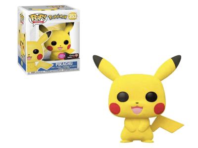 POP, Figura de Vinilo Coleccionable, Pokémon, Pickachu, N353