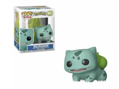 POP, Figura de Vinilo Coleccionable, Pokémon, Bulbasaur, Nº453