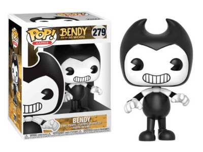 POP, Figura de Vinilo Coleccionable, Bendy and the Ink Machine, Bendy, Nº279