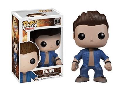 POP, Figura de Vinilo Coleccionable, Supernatural, Dean, Nº94