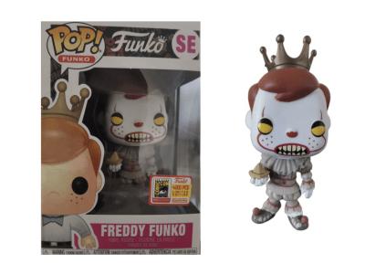POP, Figura de Vinilo Coleccionable, Funko, Freddy Funko (Comic con 2018 Special Edition), NºSE