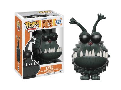 POP, Figura de Vinilo Coleccionable, Despicable ME3, Kyle, Nº422