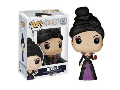 POP, Figura de Vinilo Coleccionable, Once upon a time, Regina, Nº268