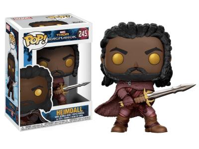 POP, Figura de Vinilo Coleccionable, Thor Ragnarok, Heimdall, Nº245
