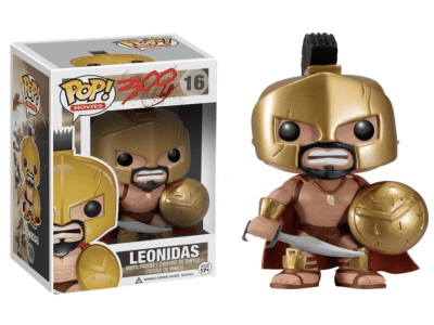 POP, Figura de Vinilo Coleccionable, 300, Leonidas, Nº16