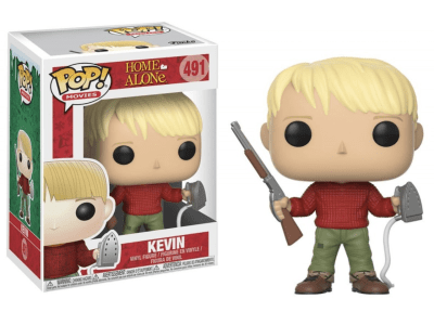 POP, Figura de Vinilo Coleccionable, Home Alone, Kevin, Nº491