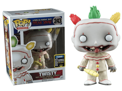 POP, Figura de Vinilo Coleccionable, American Horror Story, Twisty, Nº243