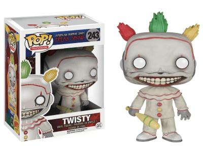 POP, Figura de Vinilo Coleccionable, American Horror Story, Twisty (Laugh), Nº243