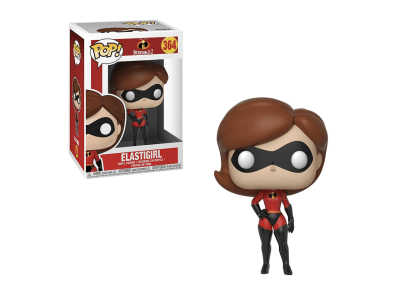 POP, Figura de Vinilo Coleccionable, Incredibles 2, Elastigirl, Nº364