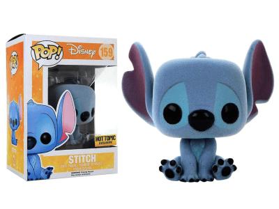 POP, Figura de Vinilo Coleccionable, Disney, Stitch, Nº159