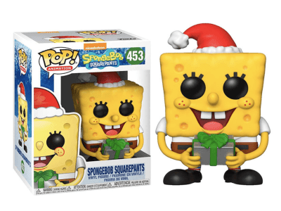 POP, Figura de Vinilo Coleccionable, SpongeBob, Spingebob Squarepants, Nº453