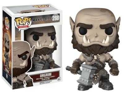 POP, Figura de Vinilo Coleccionable, Warcraft, Orgrim, Nº288