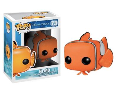 POP, Figura de Vinilo Coleccionable, Disney, Nemo, Nº73