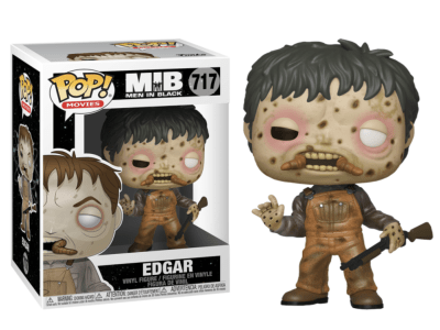 POP, Figura de Vinilo Coleccionable, Men in Black, Edgar, Nº717