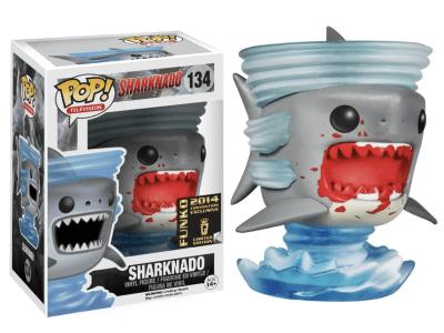 POP, Figura de Vinilo Coleccionable, Sharknado, Sharknado, Nº134