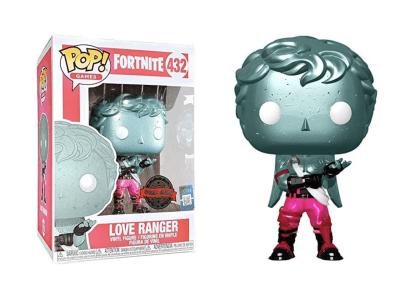 POP, Figura de Vinilo Coleccionable, Fornite, Love Ranger, Nº432