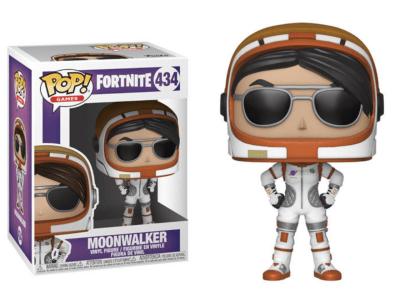 POP, Figura de Vinilo Coleccionable, Fornite, Moonwlaker, Nº434