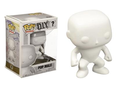 POP, Figura de Vinilo Coleccionable, DIY, POP Male, Nº?