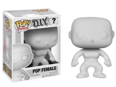 POP, Figura de Vinilo Coleccionable, DIY, POP Female, Nº?