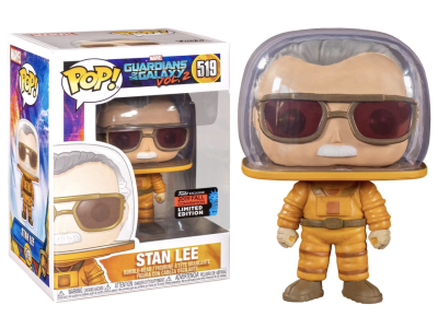 POP, Figura de Vinilo Coleccionable, Marvel, Stan Lee (2109 Fall Convention), Nº519