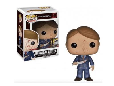POP, Figura de Vinilo Coleccionable, Hannibal, Hannibal Lecter (Blood), Nº146