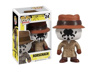 POP, Figura de Vinilo Coleccionable, Watchmen, Rorshach, Nº24