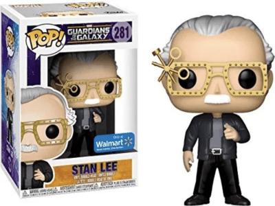 POP, Figura de Vinilo Coleccionable, Marvel, Stan Lee, Nº181