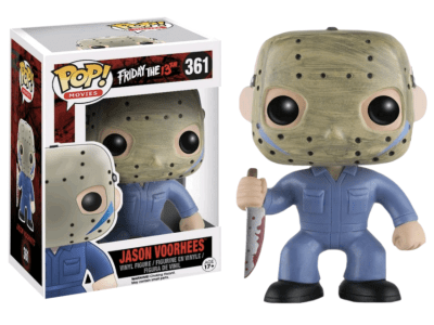 POP, Figura de Vinilo Coleccionable, Friday The 13th, Jason Voorhees, Nº361