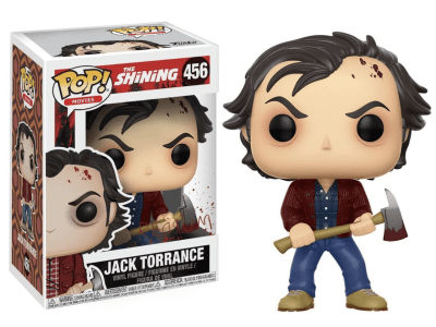 POP, Figura de Vinilo Coleccionable, The Shining, Jack Torrance, Nº456
