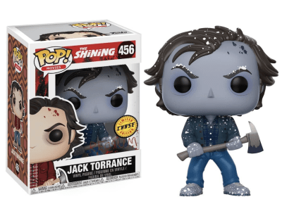 POP, Figura de Vinilo Coleccionable, The Shining, Jack Torrance (Special), Nº456