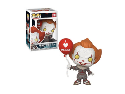 POP, Figura de Vinilo Coleccionable, IT, Pennywise (Ballom), Nº780