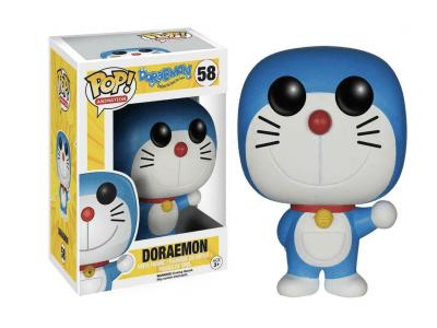 POP, Figura de Vinilo Coleccionable, Doraemon, Doraemon, Nº58